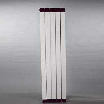 铜铝复合散热器7575白+沙紫