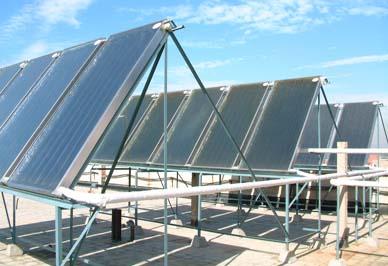 农村取暖所用太阳能