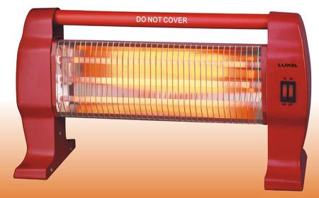 石英管取暖器