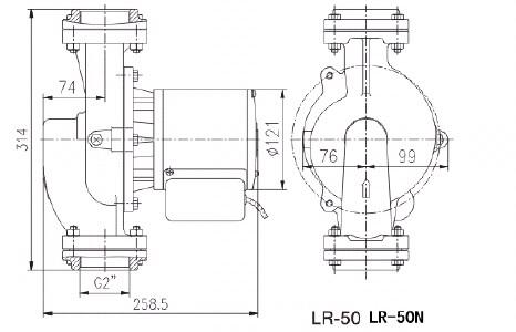 全自动泵循环安装方法