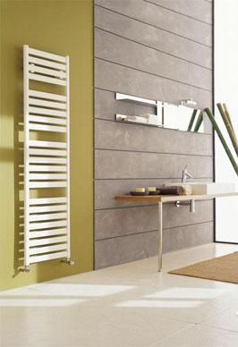 卫浴暖气片位置安装
