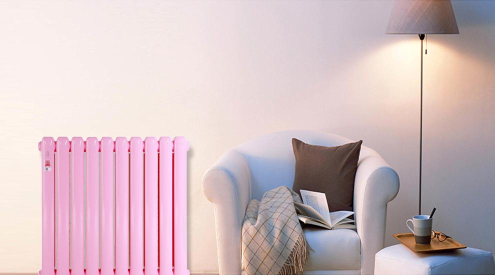 天然气暖气片